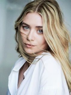 Ashley Olsen au naturale #beauty