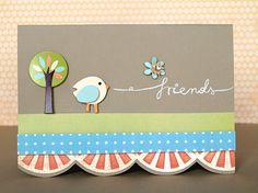 Friends - Handmade Card