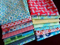 Fabric...I like all fabric!
