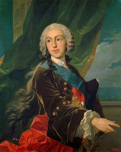 El Infante Felipe de Borbón y Farnesio.