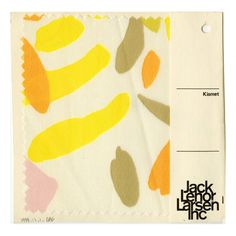 Jack Lenor Larsen textile samples