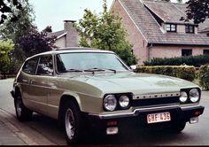 Reliant Scimitar GTE V6