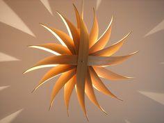 bamboo craft lamp - Google Search