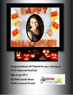 Congrats Jill Triplett!