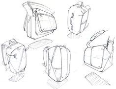 Sketches by Josh Buller at Coroflot.com