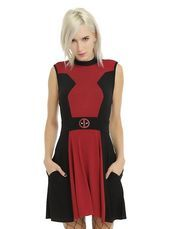 #avangersendgamewallpaper #cosplay #cosplaydressmarvel #Deadpool #dress #Marvel #universe Cosplay Dress