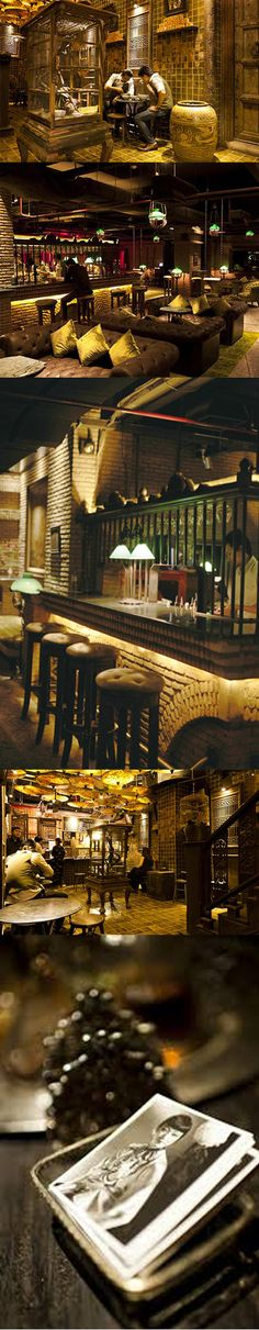 Maggie Choo Bar - Bangkok