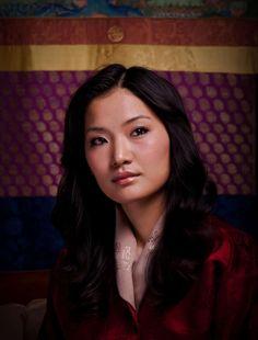 HM Queen Jetsun Pema Wangchuck of Bhutan