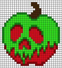 48 trendy knitting charts disney snow white – Famous Last Words Quilting Beads Patterns Pixel Art Templates, Perler Bead Templates, Pearler Bead Patterns, Perler Patterns, Disney Hama Beads Pattern, Perler Bead Designs, Perler Bead Art, Perler Beads, Beaded Cross Stitch