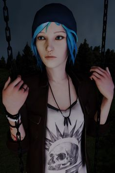Image via We Heart It https://weheartit.com/entry/189800801 #chloeprice #lifeisstrange