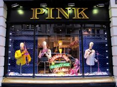 Pink, London - November 2013 http://www.endevanture.com/post/66454560073/christmas-orchestra-pink-85-jermyn-street