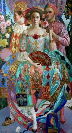Olga Sovorova (Visita il nostro sito templedusavoir.org)