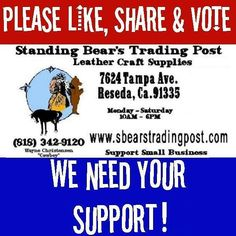 It's as easy as One Moment, One Vote, and you can make One HUGE Difference for Standing Bear's Trading Post Please share the link and help us reach 250 votes!  https://www.missionmainstreetgrants.com/business/detail/58913