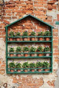Potplant holder