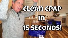 Clean CPAP in 15 Seconds with Sleep8 It Works, Cleaning, Home Cleaning, Nailed It