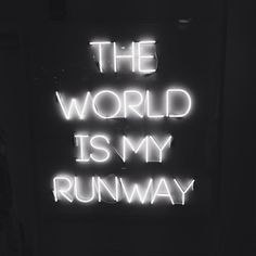 """191 Likes, 2 Comments - Rebel Circus (@rebelcircus) on Instagram: """"THE WORLD IS MY RUNWAY!  #gothic #allblack #style #runway #rebel #rebelcircus #fashion"""""""