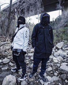 Fit by @chrisjsw @vanjwong Shot by @mathimattykill  Nike ACG 2 in 1 Jacket Nike…