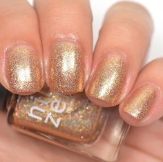Nine Zero Lacquer - Holy Fire (Mens of Letters collection)