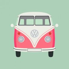 Art VW print-design-paper-colour
