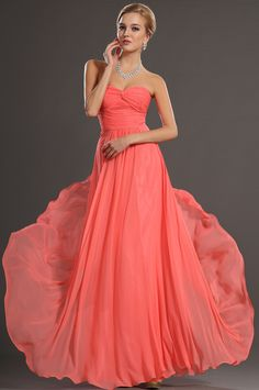 Strapless Long Evening Dress Prom Ball Gown. www.edressit.com