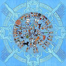 Dendera zodiac - Wikipedia, the free encyclopedia