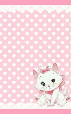 Disney Phone Wallpaper, Cat Wallpaper, Iphone Wallpaper, Iphone Backgrounds, Disney Frames, Kawaii Cross Stitch, Marie Cat, Gata Marie, Disney Cats