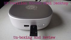 HP Pavilion 300-020 Mini Desktop Un-Boxing and Review  This computer is really good value for money. Quick, efficient, and will fit just about anywhere.