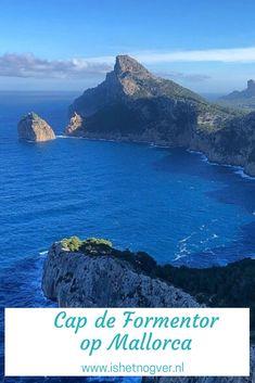 Een must-see: Cap de Formentor op Mallorca Menorca, Beautiful Islands, Form, Valencia, Ibiza, Most Beautiful, Around The Worlds, Water, Travel