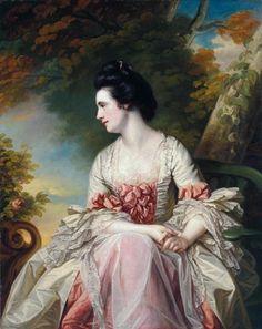 Francis Cotes 'Portrait of a Lady', 1768