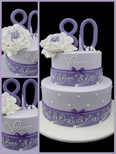 Birthday cakes,purple cakes