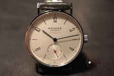 Nomos Glashutte Tangente Automatic 2015 - Google Search