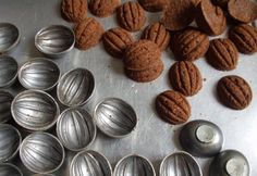 Diócska recept, ahogy a nagy könyvben meg volt írva – Katarzis Bakery Recipes, Churros, Winter Food, Sweet Life, Almond, Food And Drink, Sweets, Cookies, Baking