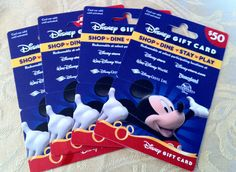 Disney Vacations Gift Card-old disney gift cards Disney Money, Disney On A Budget, Old Disney, Disney Tips, Disney Fun, Disney 2017, Disneyland Gift Card, Disney Gift Card, Disneyland Tips