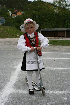 Portrait, Alvrik, Norway 17.05.08