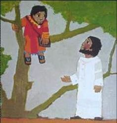 kees de kort bilder - Google-Suche Zacchaeus, Kindergarten, Biblical Art, Prayer Room, Catechism, Bible Crafts, Sacred Art, Christian Art, Gods Love