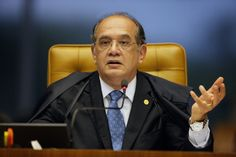 Gilmar Mendes saiu de sessão com Renan Calheiros para julgar o próprio Renan Calheiros