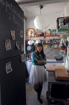 Slightly obsessed with Rachel Khoo's apartment / restaurant.