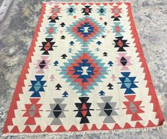 Large Tablecloths, Vintage Tablecloths, Vintage Bedspread, Afghan Rugs, Turkish Kilim Rugs, Cool Rugs, Kilims, Family Business, Tapestries