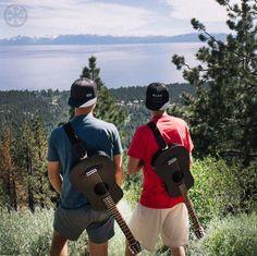 KLŌS Carbon Fiber Travel Guitars Launches Electro-Acoustic Model
