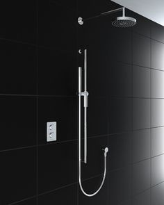 From Hastings comes a masterful fixture of style, sophistication and sustainability. The Nikles Shower, part of the new Niklesmatic collection, is truly a work of the world: developed in Switzerland and produced in Italy, the modern chrome shower head provides luxury and experience without excess. Featuring industry-approved low water consumption without loss of performance, Nikles' patented Airdrop® technology mixes air and water for a soft, refreshing spray.