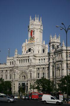 Madrid, España--una semana en Madrid--de veritas que me sorprendió