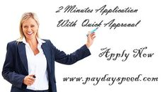 Paydayspeed are useful for people in dire need of quick cash. Availing of a personal loan through the banks takes a lot of time and paperwork.