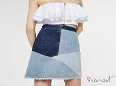 ¡Estas son las faldas que #Zara trae para ti en esta temporada primavera-verano 2016!