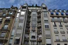 The homes of Auguste Perret: Rue Franklin ~ Invisible Paris