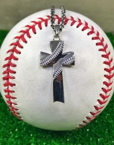 "Home of the ""Original"" Baseball Cross. Our products are worn by more than 50 Major League players."