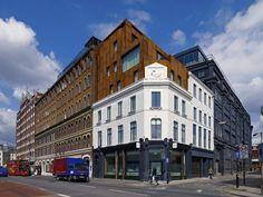 Shoreditch House, London, 2010 - Archer architects