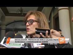 """IPIALES """"SOCIALIZACIÓN PROYECTO DE DOBLE CALZADA PASTO RUMICHACA A GOBERNADOR DE NARIÑO"""". (PASTO NOTICIAS - 9 Abr 2016 /IPITIMES en PINTEREST) - YouTube"""
