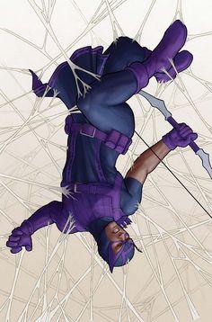 John Tyler Christopher - Hawkeye