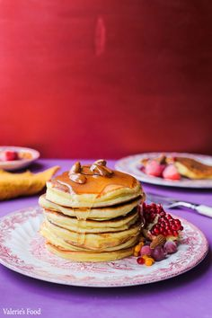 Sweets Recipes, Baby Food Recipes, Cooking Recipes, Healthy Recipes, Yummy Recipes, Yummy Pancake Recipe, Yummy Food, Healthy Baby Food, Something Sweet