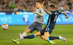 Manchester City vs. Real Madrid http://www.sportsgambling4fun.com/blog/soccer/manchester-city-vs-real-madrid/  #Championsleague #Citizens #Galacticos #ManchesterCity #RealMadrid #soccer